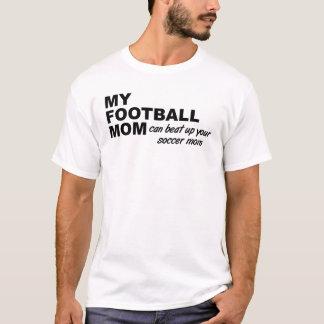 Football Mom Funny Tshirt