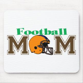 Football Mom (Helmet) Mouse Pads
