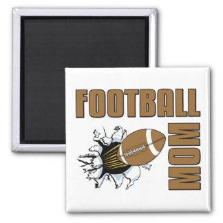 Football Mom Magnets