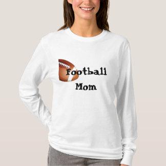 FOOTBALL MOM PERSONALIZED T-Shirt