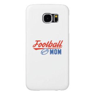 Football Mom Samsung Galaxy S6 Cases