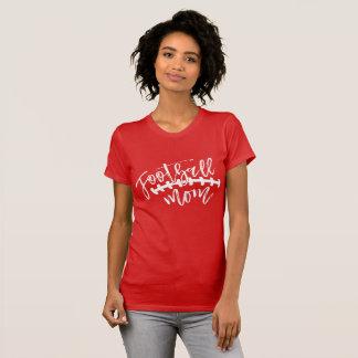 Football Mom T-Shirt Fine Jersey