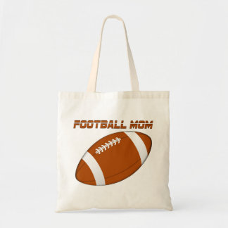 Football Mom T-shirts & More Budget Tote Bag