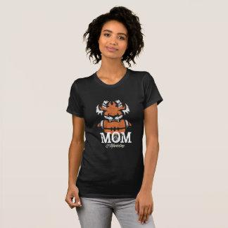 football mom tshirt tiger sports