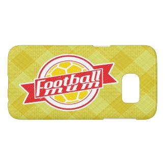 Football Mum Mobile Cover