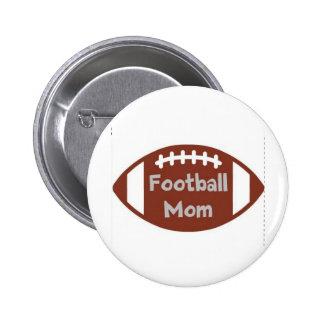 football mum pin