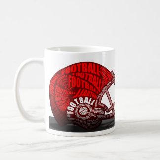 Football, Nothing Else Matters Basic White Mug
