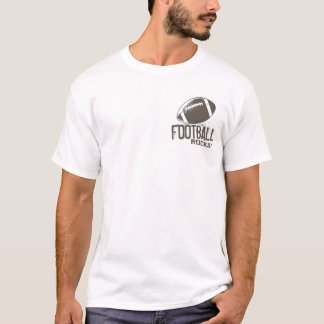 Football: Nothing Else Matters QB T-Shirt