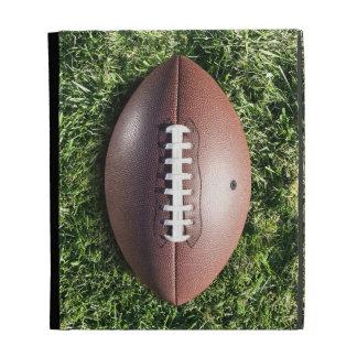 Football on Grass iPad Cases