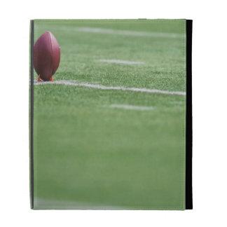 Football on Tee iPad Folio Cases