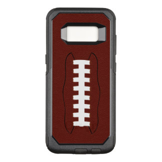 Football OtterBox Commuter Samsung Galaxy S8 Case