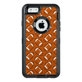 Football Pattern iPhone 6/6s Otterbox Case