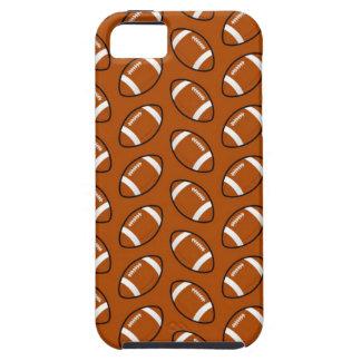 Football Pattern iPhone SE/5/5S Phone Case
