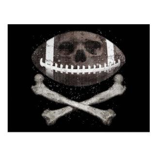 Football Pirate II Post Card