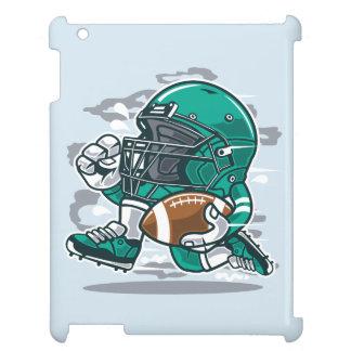 Football Player iPad/iPad Mini, iPad Air Case Case For The iPad 2 3 4