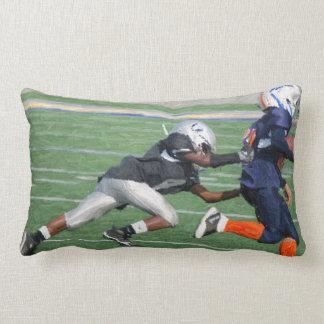 football players pillow throw cushion