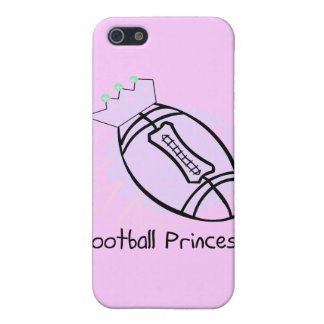 Football Princess and Gifts iPhone 5 Case
