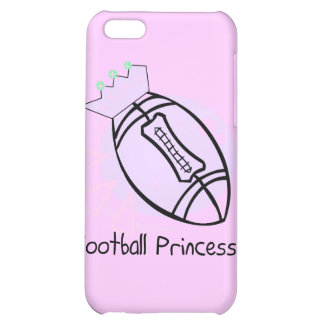 Football Princess and Gifts Case For iPhone 5C