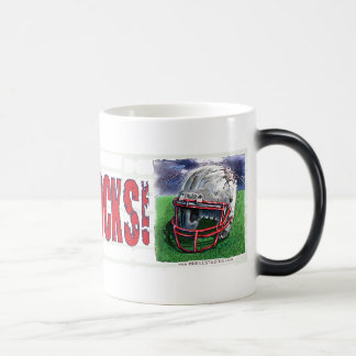 Football Rocks! Helmet Mug