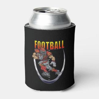 Football running back can cooler