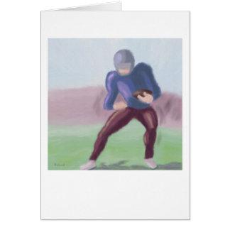 Football Rush Card