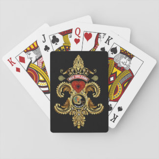 Football Saints Special Edition Read About Design Playing Cards
