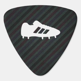 Football Shoes Pictograph Plectrum