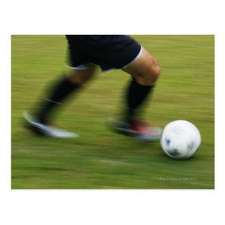 Football (Soccer) 6 Postcard