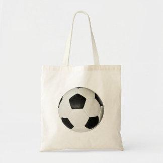 Football / Soccer Ball Tote Bag