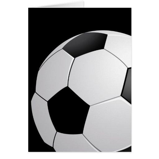 Football Soccer Card