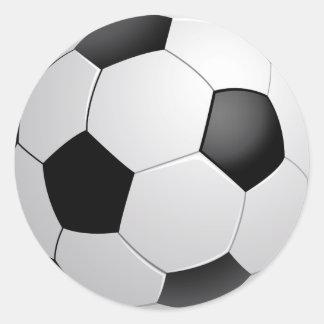 Football Soccer Sticker