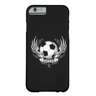 Football Soccer Wings Barely There iPhone 6 Case