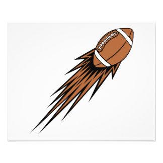 football spike 11.5 cm x 14 cm flyer