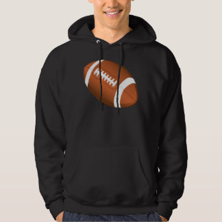 Football Sports Education Coaches Team Game Field Hoodie