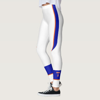 Football Style Leggings