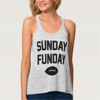 Football Sunday Funday Tank Top