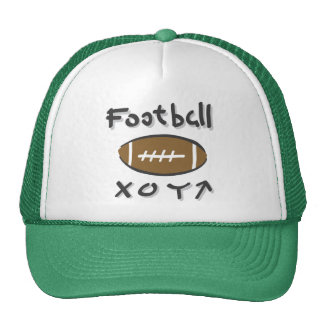 Football T-shirts and Gifts Cap