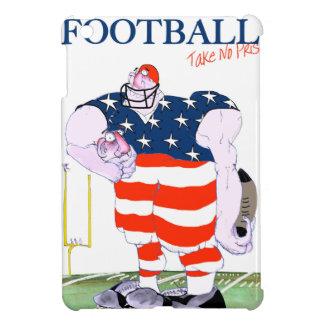 Football take no prisoners, tony fernandes iPad mini case