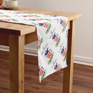 Football take no prisoners, tony fernandes short table runner