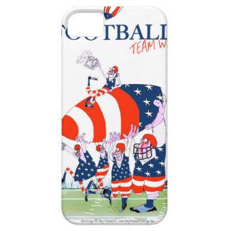 Football team work, tony fernandes iPhone 5 covers