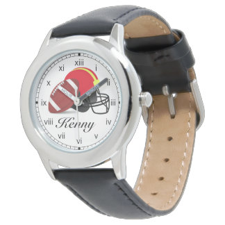 FootBall Time Wrist Watches