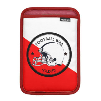 Football Warrior iPad Mini Sleeve