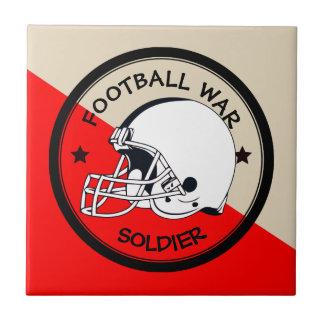 Football Warrior Tile