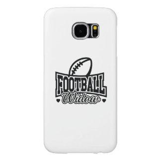 Football Widow Samsung Galaxy S6 Cases