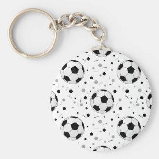 Footballs Keychain