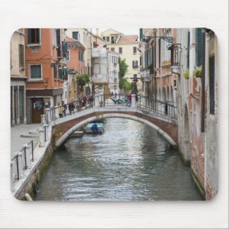 Footbridge in Venice Mouse Pad