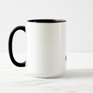 Footprint Drawing Mug
