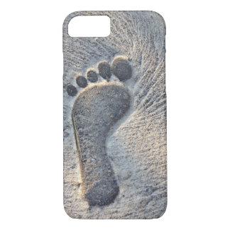 Footprint Impression - Phone Case
