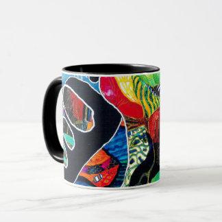Footprint. Mug