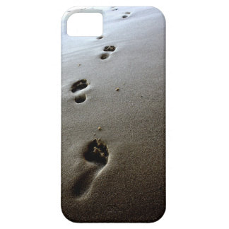 Footprints iPhone 5 Cases